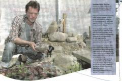 avis udklip om mig. 08.jp foto
